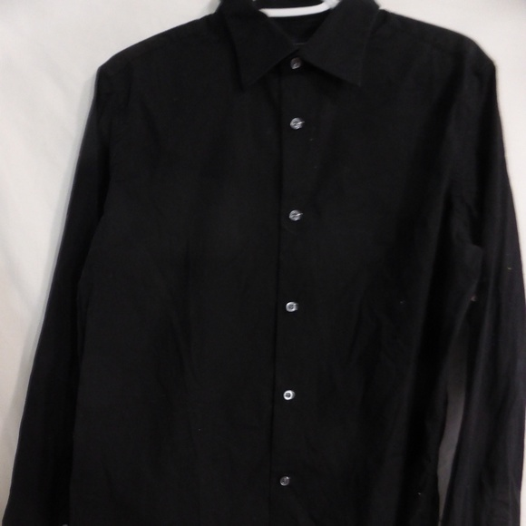 BANANA REPUBLIC long sleeve button up shirt medium